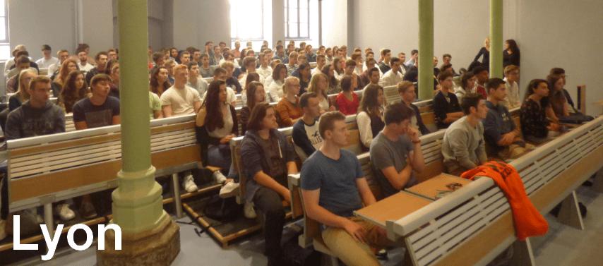 Rencontres étudiants diplômés