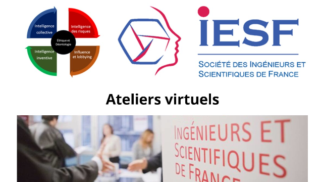 L'intelligence inventive : Atelier virtuel IESF